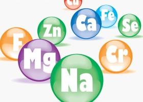 Минеральные вещества в продуктах питания