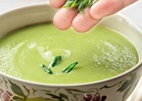 Крем-суп с кабачками