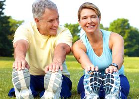 Начать заниматься спортом не поздно даже в среднем возрасте