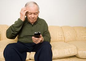 Просмотр телепрограмм отупляет пожилых людей