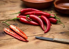 Красный перец эффективно снижает аппетит