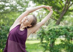Утренняя зарядка способствует повышению умственных способностей