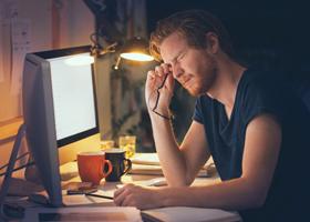 Недосыпание приводит к дефициту витаминов и минералов