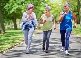 Чем быстрее человек ходит, тем дольше живет