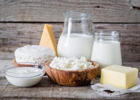 Кисломолочные продукты восстанавливают печень