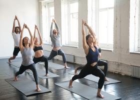 Йога полезна при заболеваниях легких
