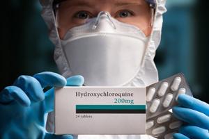 Гидроксихлорохин (Hydroxychloroquine)