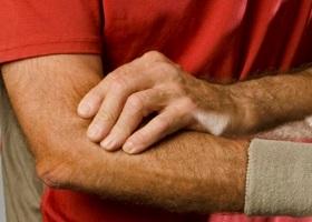 Эпикондилит локтевого сустава (локоть теннисиста)