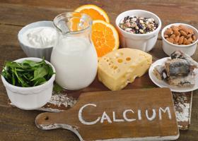 Недостаток кальция может привести к набору лишнего веса