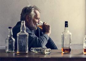 Белая горячка (алкогольный делирий, алкогольный психоз)