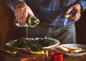 Оливковое масло улучшает сексуальное здоровье мужчин