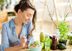 От питания человека зависит риск переломов