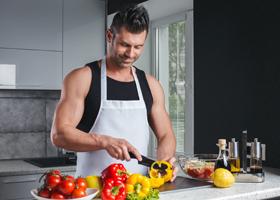 Высокобелковая диета не помогает наращивать мышцы
