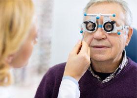 Cлепота, скотома, амавроз и другие нарушения зрения
