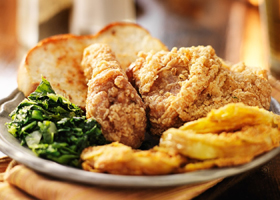 «Южная» диета повышает риск смерти от болезней сердца