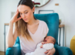 Кормящие мамы менее подвержены послеродовой депрессии
