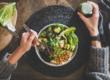 Вегетарианская диета может продолжить жизнь — ученые